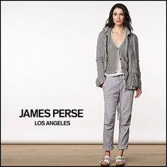 James Perse Sample Sale - CA - May 2015 - WarehouseWeekends.com