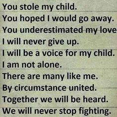 www.ILoveandNeedmyDaughter.blogspot.com