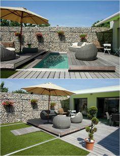 copertura mobile piscine