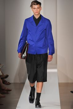 Jil Sander | Spring 2013 Menswear Collection | Style.com