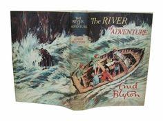 OnlineGalleries.com - The River of Adventure - Blyton, Enid