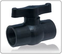 Solid Seal Screw_Plain End Ball Valve