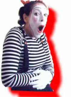 """Musical Mondays"" presents Deanna the Mime on July 28th at 11am. In her first appearance at the Leesburg Public Library, Deanna will present a humorous and interactive classic mime show. FREE"