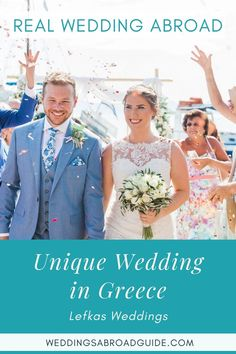 Unique Greek Island Wedding | Weddings Abroad Guide