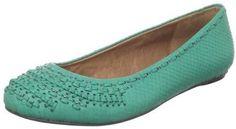 Amazon.com: Corso Como Women's Python Ballet Flat: Shoes - Polyvore