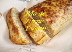 Pão de Forno DUKAN - (Fase de Cruzeiro) (+playlist)