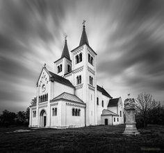 Szűz Mária templom, Bény, Felvidék by Tibor Bohos on 500px