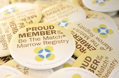 Join the bone marrow registry:  For thousands of critically ill blood cancer patients, there is a cure. And it could be you.