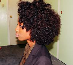 I wish I was black for this reason.. Give me that hair.