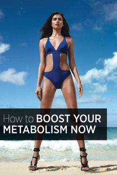 8 ways to speed up your metabolism now: