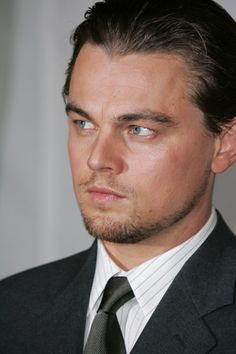 """ainulindcle: """" I love how dashing and handsome Leonardo looks in this pic. """""""