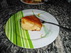 Cozinha da Niva: Bolo de bananas carameladas