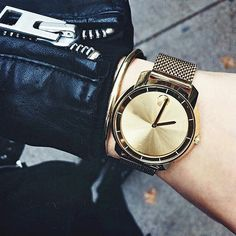 Feminine Friday   I want our female compatriots to feel welcome here so I decided to dedicate a day just for them. On that note, the Bold Gold ($495.00) by @movado is a great piece for any lady looking to improve her style!