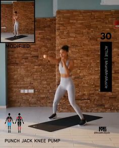 Fat burning cardio HIIT exercise for women who workout at home High intensive interval training(hiit), cardio training at home