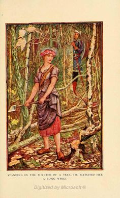 Andrew Lang's The Orange Fairy Book