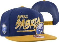 Buffalo Sabres Blue/Gold New Era 9FIFTY Word Scribbs Snapback Hat by New Era. $27.99. Structured fit. Smaller embroidered team logo on the right side. Raised embroidered team logo and wordmark on the crown. Embroidered New Era Flag on the left side. New Era 9FIFTY Word Scribbs Snapback Hat. Trendy, stylish and sharp, this Buffalo Sabres Blue/Gold New Era 9FIFTY Word Scribbs Snapback Hat provides you with a bold way to display your allegiance to the Buffalo Sabres. This New Era S...