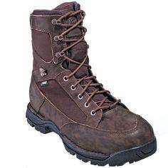 Danner Boots Men's Waterproof 45003 Brown Pronghorn Leather Work Boots