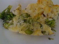 Zdravé recepty: Zapekaná brokolica s karfiolom