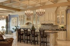 White River Hardwoods 800-558-0119 | Kitchen Gallery | Hardwood Mouldings & Architectural Woodcarvings