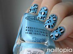 Nailtopia:  #nail #nails #nailart