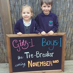 Creative, visual ways to announce that you're expecting!