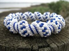 How To Make A Cellini Spiral Bracelet - Free Patterns And Tutorial | FeltMagnet