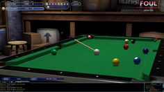 "Virtual Pool 4 Multiplayer is a Free 2 Play Sport, 8-Ball, 9-Ball, Snooker, Billiards and Pub Pool Multiplayer Game ""So realistic it will make your real life pool game better!"""