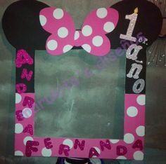 Marco para fotos Minnie Mouse Marukita's diseños