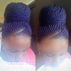 Crochet Braids Roller Set : ... Beauty on Pinterest Natural hair, Crochet braids and Roller set