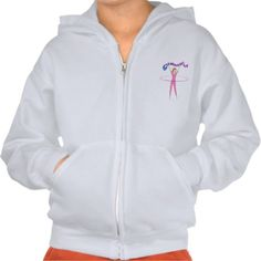 Fun Gymnastics text with Pink hula hooping girl Hoody  Cool curvy Gymnastics text in pink and blue with Pink hula hoop and smiling gymnast girl dressed in pink.  You can change the background colour.  http://www.zazzle.com/fun_gymnastics_text_with_pink_hula_hooping_girl_tshirt-235734320100572329?rf=238756979555966366&tc=PtMPrssKMTkidsbby
