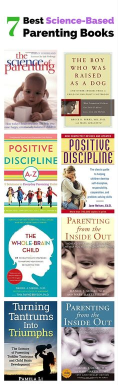 Best Parenting Books | Science-Based Parenting Resource