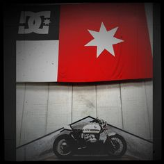 The Fuel R100 Tracker at DC Shoes Embassy Barcelona
