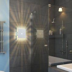 Elegant IP20 Leuchte Beleuchtung Esszimmer Glas Klar Alu Gebuerstet