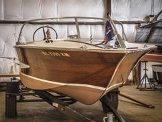 1964 Chris Craft 18 foot Supersport