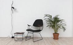 Pastoe - Pastoe Chairs: Wiretable - wiretable + FM06 styling. Design: Studio Pastoe - 2015