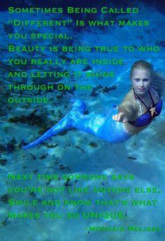 +mermaid+melissa+inspiration | mermaid melissa hands inspirational quote