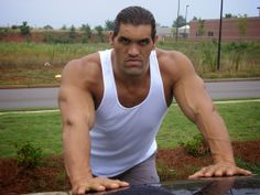 Great Khali Pictures
