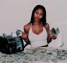 Boujee Aesthetic, Badass Aesthetic, Black Girl Aesthetic, Black Girl Magic, Black Girls, Estilo Jenner, Ropa Hip Hop, Fille Gangsta, Photo Tips