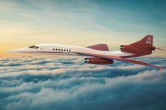 Passenger Aircraft, New Aircraft, British Airways, Air France, Concorde, Supersonic Aircraft, Ala Delta, Honeywell Aerospace, 4 H