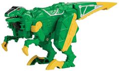Power Rangers Dino Charge Raptor Zord With Dino Charger