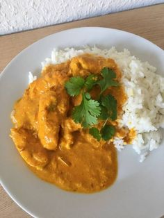 Tikka Chicken Masala Opskrift af Dorte A - Cookpad Chicken Tikka Masala, 20 Min, Curry, Food And Drink, Ethnic Recipes, Dessert, Cakes, Inspiration, Dessert Food