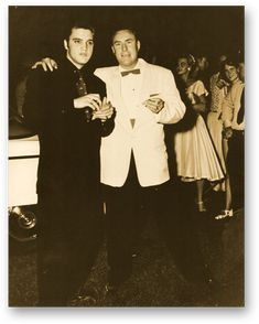"In July 1954, Dewey  Phillips was the first DJ to broadcast the young Elvis Presley's debut record, ""That's All Right/Blue Moon Of Kentucky"" on WHBQ radio. The next night he played it over and over again on the air, as the phones lit up and he called in the nineteen-year-old singer himself for an interview. ""He said, 'Mr. Phillips, I don't know nothing about being interviewed.' Dewey told him, 'Just don't say nothing dirty.'"""