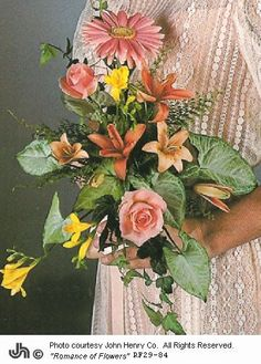 Fresh Wedding Bouquets