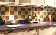 Colorful Kitchen Backsplash Tile Gallery Choosing the Perfect Kitchen Backsplash Tiles to Lift Your Kitchen and Your Mood As You Prepare Your Meals Colourful Kitchen Tiles, Kitchen Backsplash, Kitchen Cabinets, Backsplash Ideas, Tile Ideas, Mosaic Backsplash, Interior, Home Decor, Kitchen Ideas