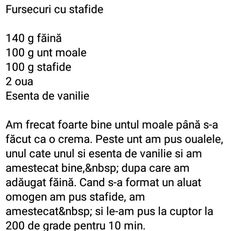 Fursecuri cu stafide Thing 1, Biscuits, Good Food, Sweets, Smile, Bebe, Romanian Recipes, Crack Crackers, Cookies