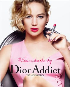 Dior Ad Jennifer Lawrence