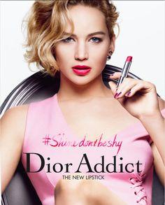Dior Ad Jennifer Lawrence