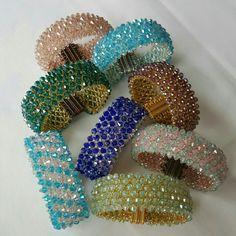 2015-2016 handmade beads cristal bracelet  20 $