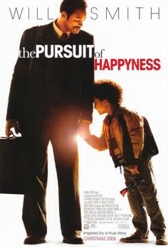 The Pursuit of Happyness LOVE this movie! My FAV Will Smith Movie.I Love anything Will Smith stars in! Film Movie, See Movie, Movie List, Will Smith Films, Office Film, Box Office, Site Pour Film, The Pursuit Of Happyness, Pursuit Of Happiness Movie