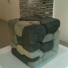 Damian Ortega. Damian Ortega, Art Cube, Hirst, Stone Carving, Installation Art, Art Museum, Sculpting, Art Projects, Concrete